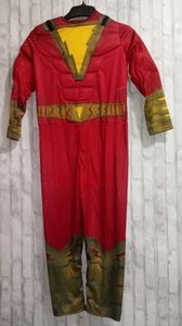 DC Shazam boys large costume